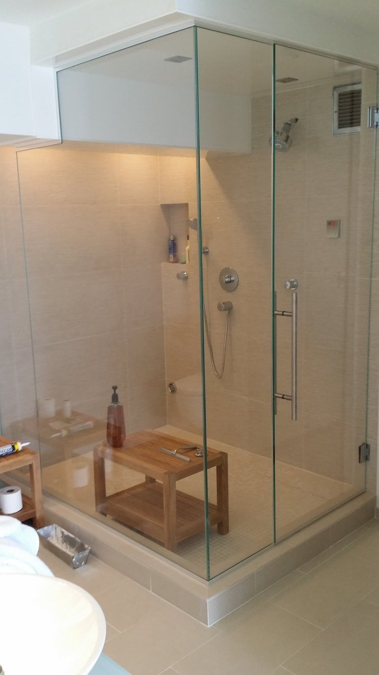Imago Glass Shower Doors Installation Chicago Custom Shower Enclosures