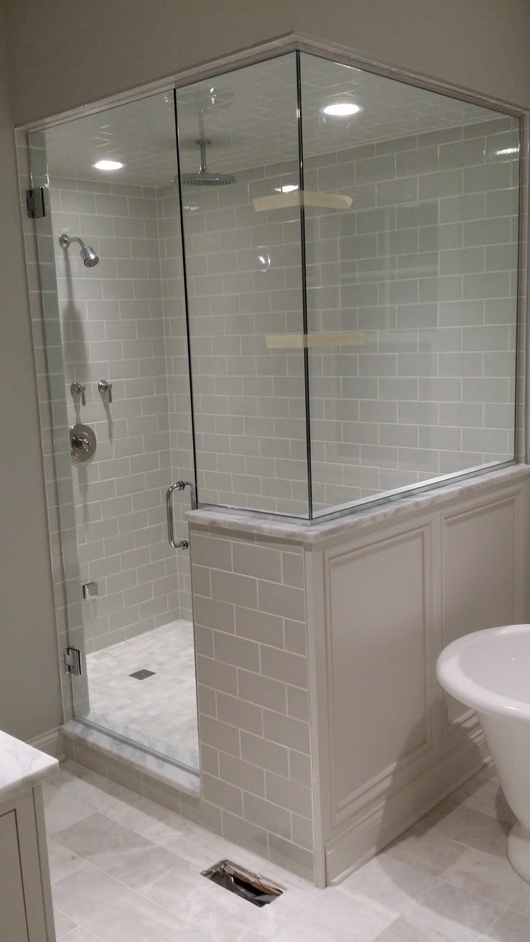 IMAGO Glass Shower Doors Installation Chicago, Custom Shower ...