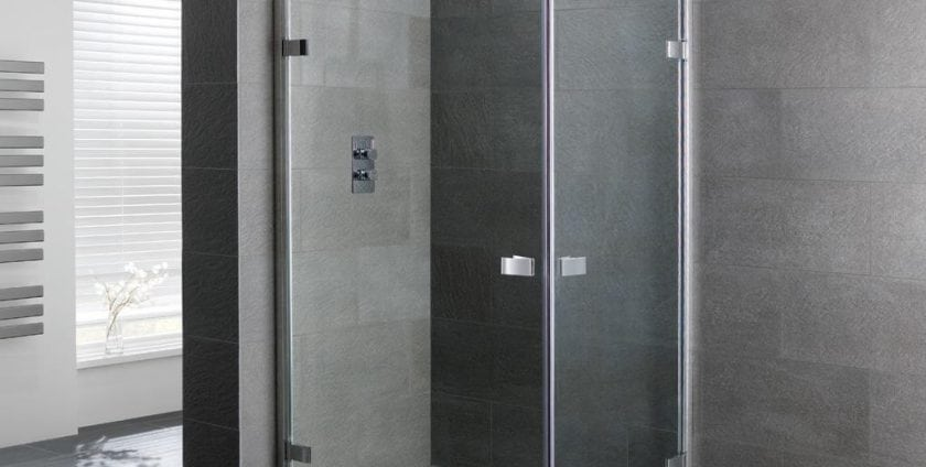 glass shower doors chicago